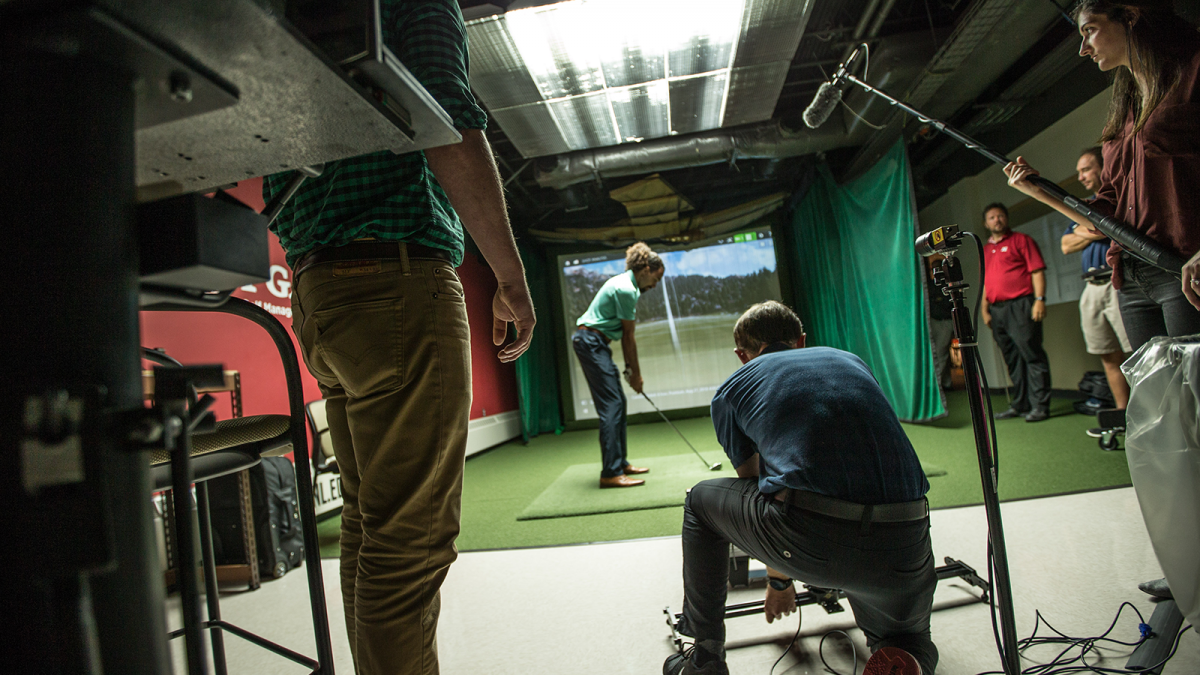unl pgam golf simulator